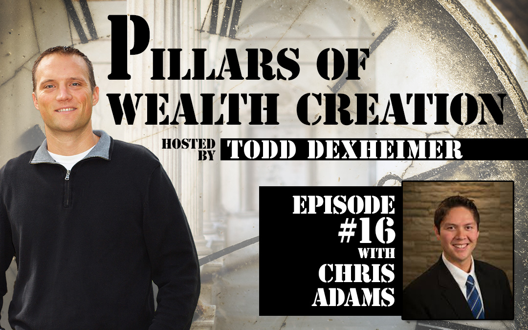 POWC #16 – Team building and goal setting with Chris Adams