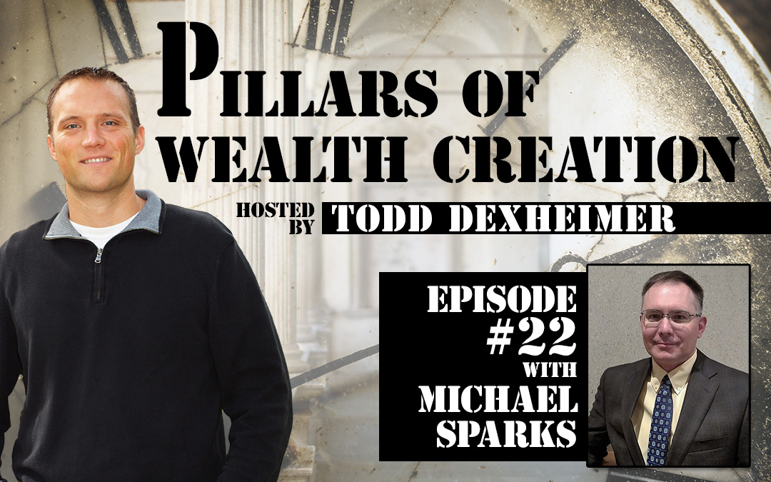 POWC #22 – Becoming Your Own Banker With Michael Sparks