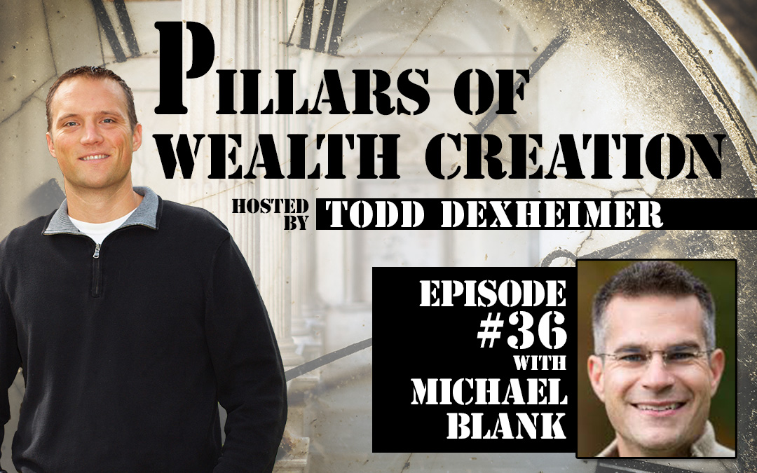 POWC #36 – Michael Blank: Going big from the start