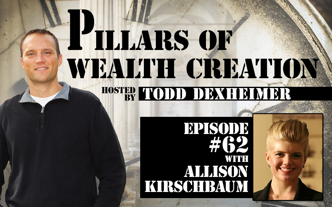 POWC #62 – Obsessed with Success with Allison Kirschbaum