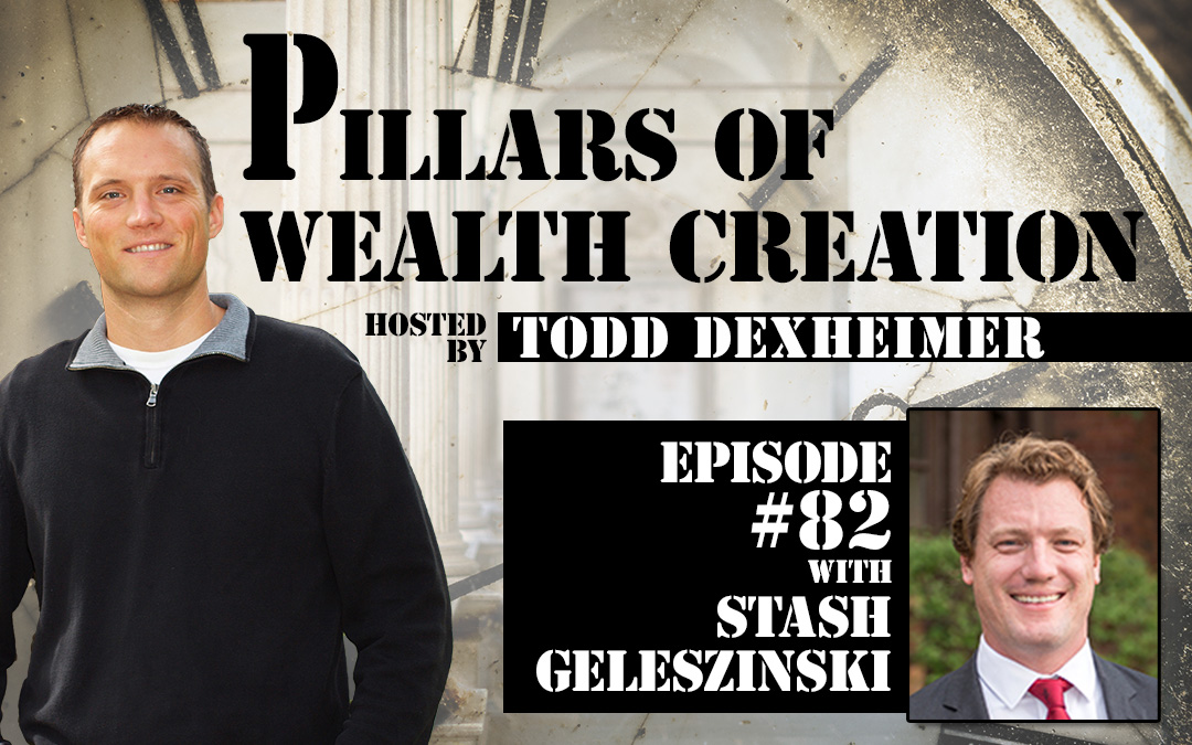 POWC #82 – Working With Brokers – Stash Geleszinski