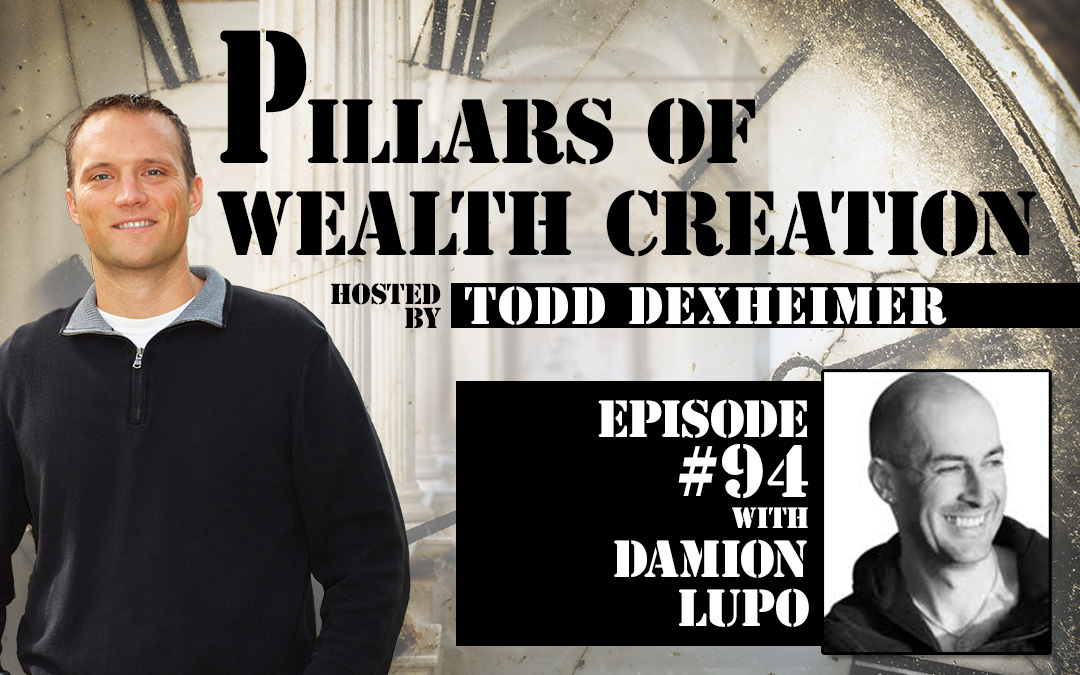 POWC #94 Break free from money bondage With Damion Lupo