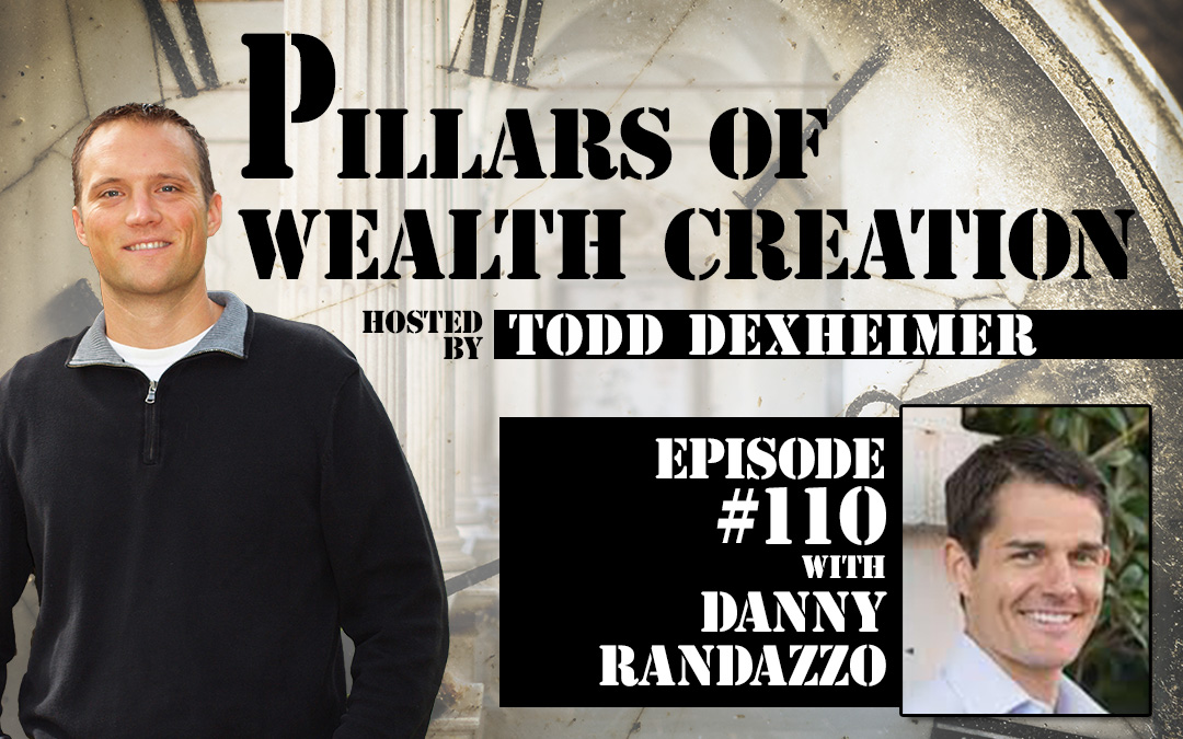POWC #110 – Selling Everything to Start your business – Danny Randazzo