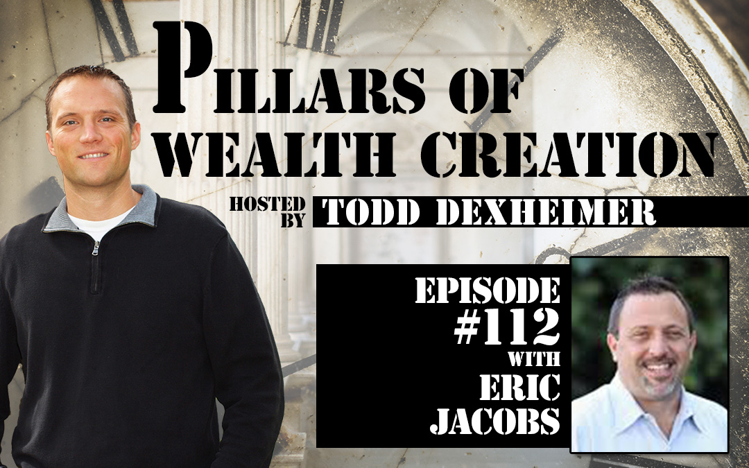 POWC #112 – Work your plan from the end back to the start with Eric Jacobs