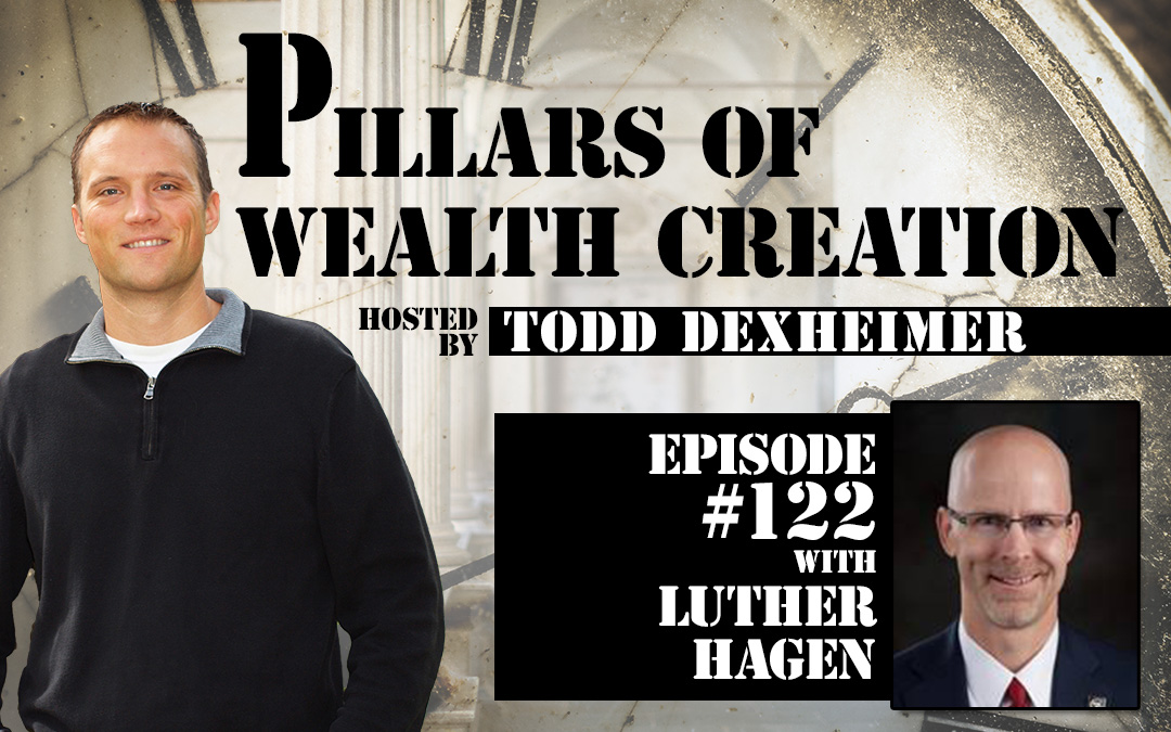 POWC #122 – Financial Planning outside of the Box with Luther Hagen