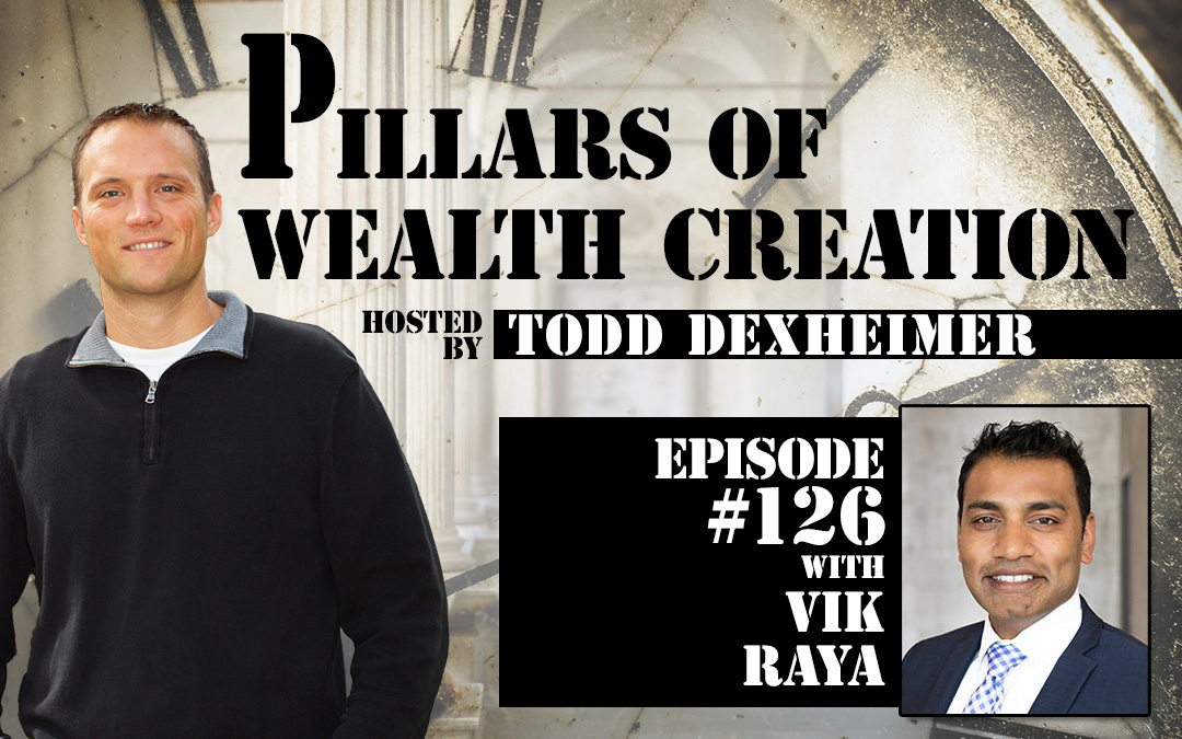 POWC #126 – Mastering multiple streams of Income with Vikram Raya