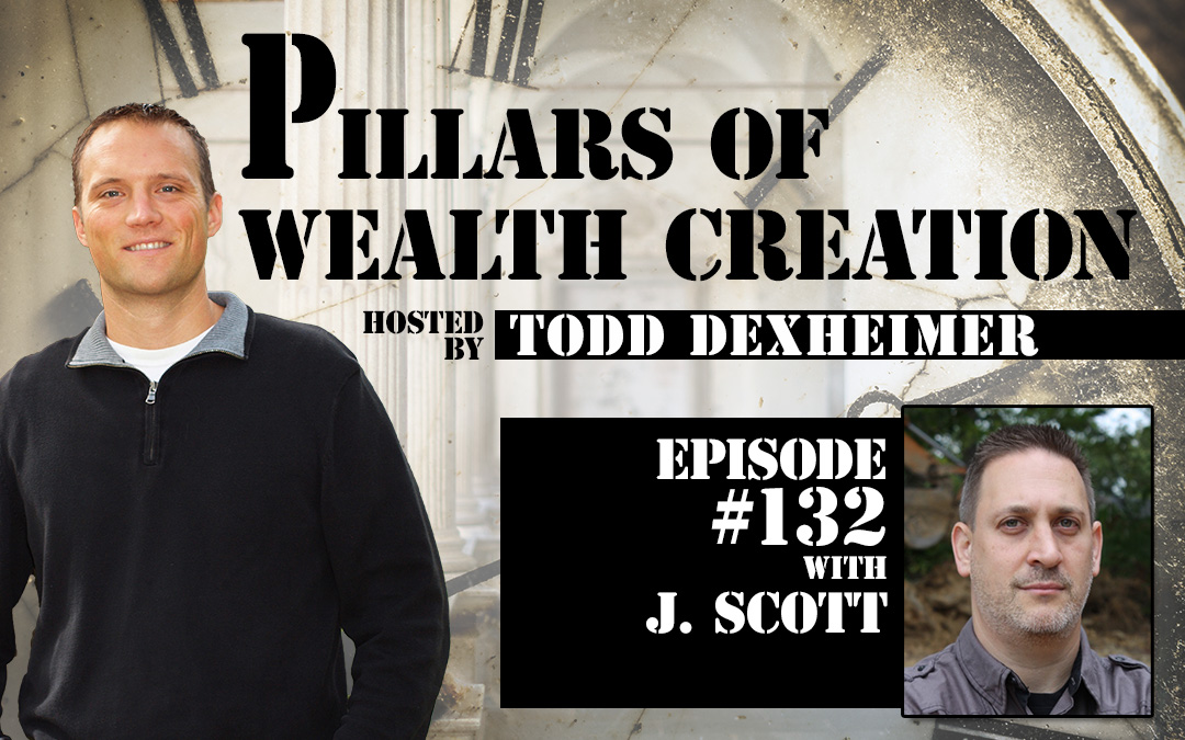 POWC #132 – Living Life over Work with J. Scott