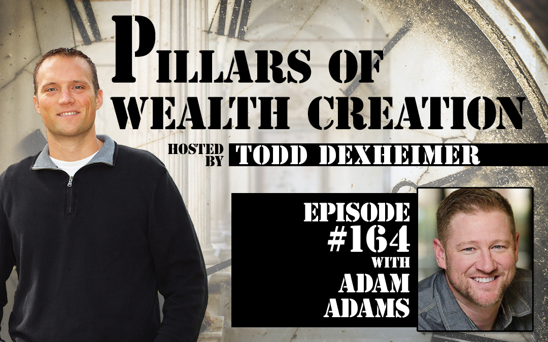 POWC #164 – The Power of Building Social Networks with Adam Adams