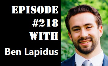 POWC #218 – Self Storage Units and Starting a Business with Ben Lapidus