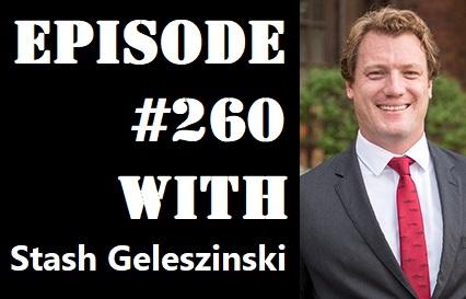 POWC #260 – Building Broker Relationships with Stash Geleszinski