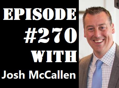POWC #270 – Building a Hospitality Empire through Syndication with Josh McCallen