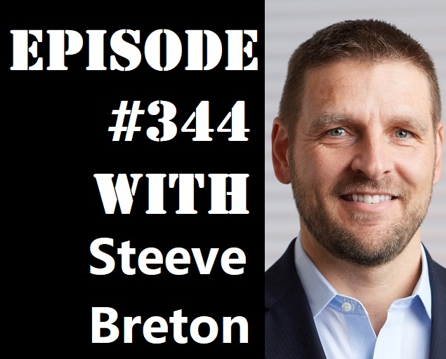 POWC #344 – Building Passive Income to Quit Your Job with Steeve Breton
