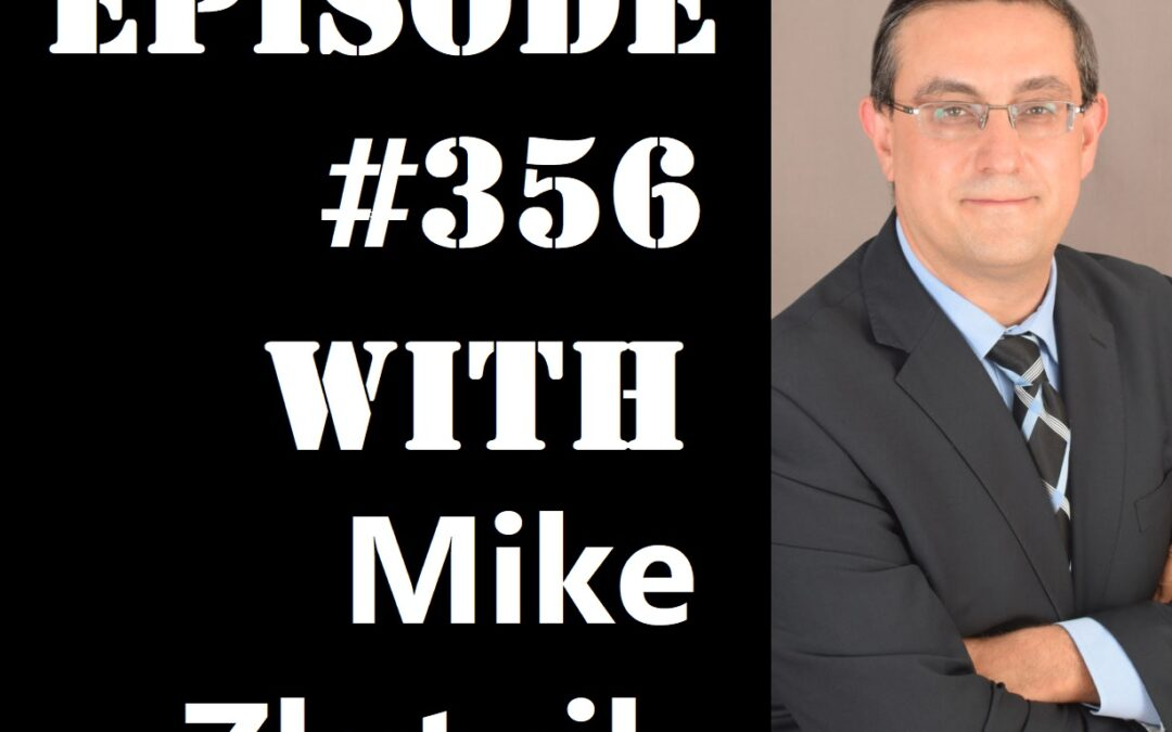 POWC #356 – Real Estate Investing Advice with Mike Zlotnik