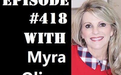 POWC #418 – Mindset to Achieve Financial Freedom with Myra Oliver