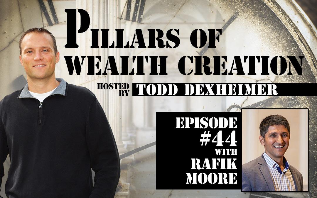 POWC #44 -Rafik Moore Shifting your paradigm