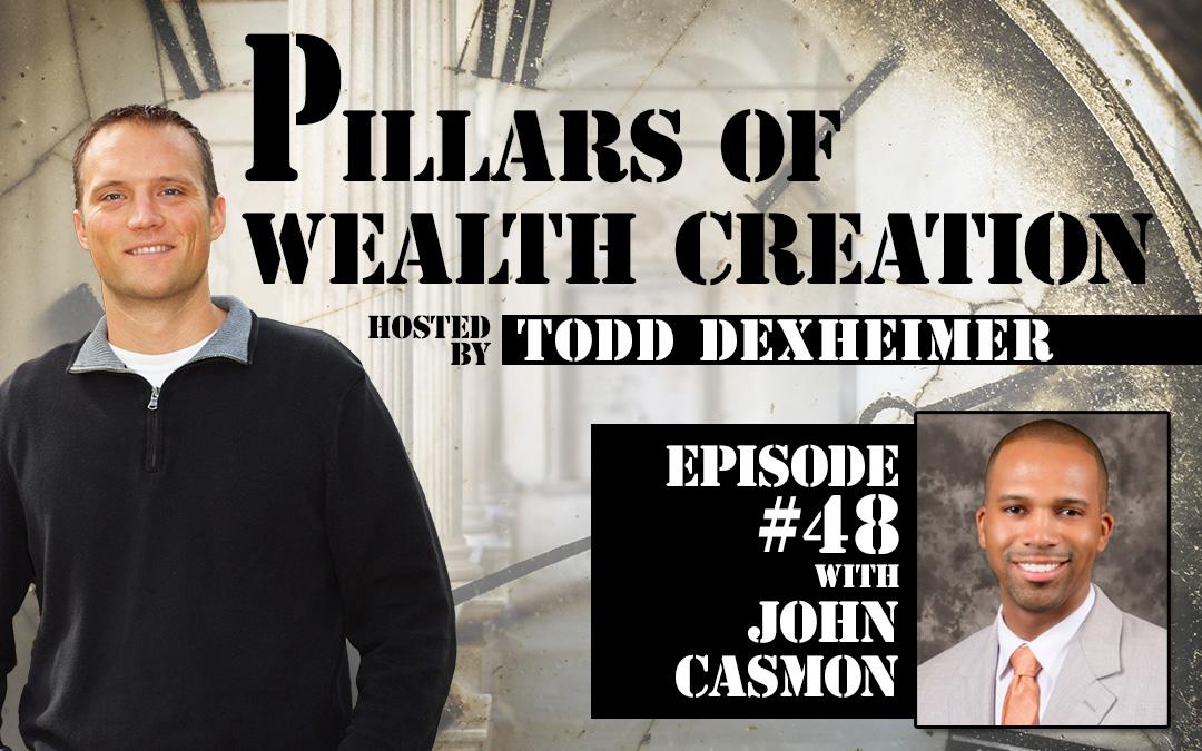 POWC #48 – Prioritizing your life with John Casmon