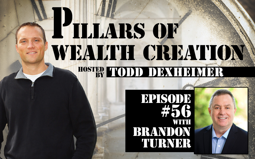 POWC #56 – Brandon Turner of Bigger Pockets is sitting on the beach!