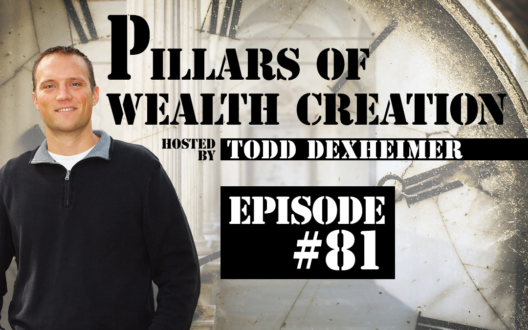 POWC #81 – What good is your wealth if you don't have your health?