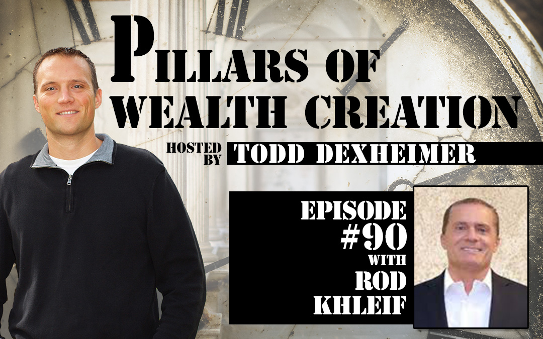 POWC #90 – 80% of success is Mindset with Rod Khleif