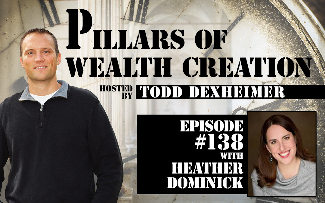 POWC #138 – Creating Business Miracles with Heather DominickPOWC #138 – Creating Business Miracles with Heather Dominick