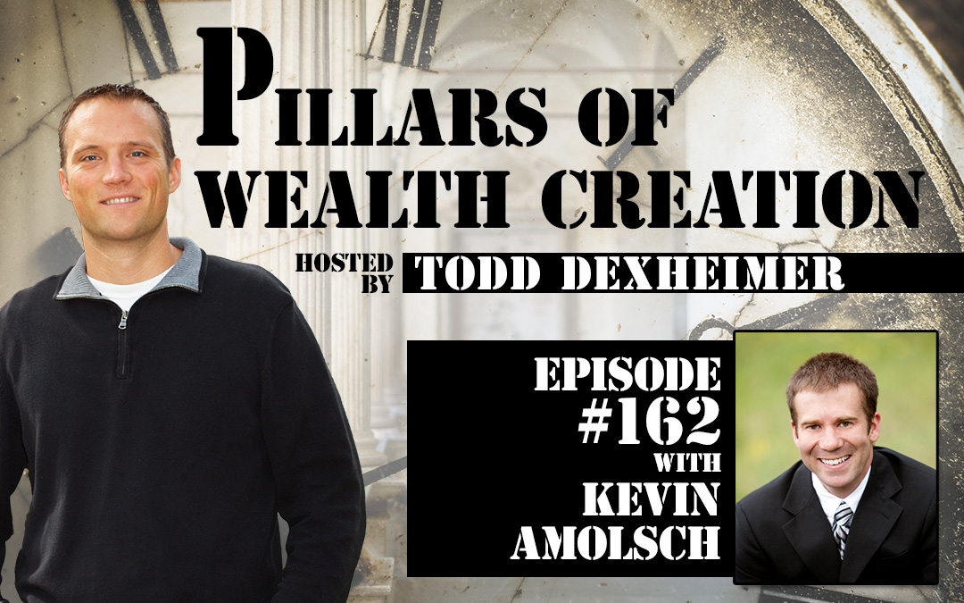 POWC #162 – Surround yourself with others better than you with Kevin Amolsch