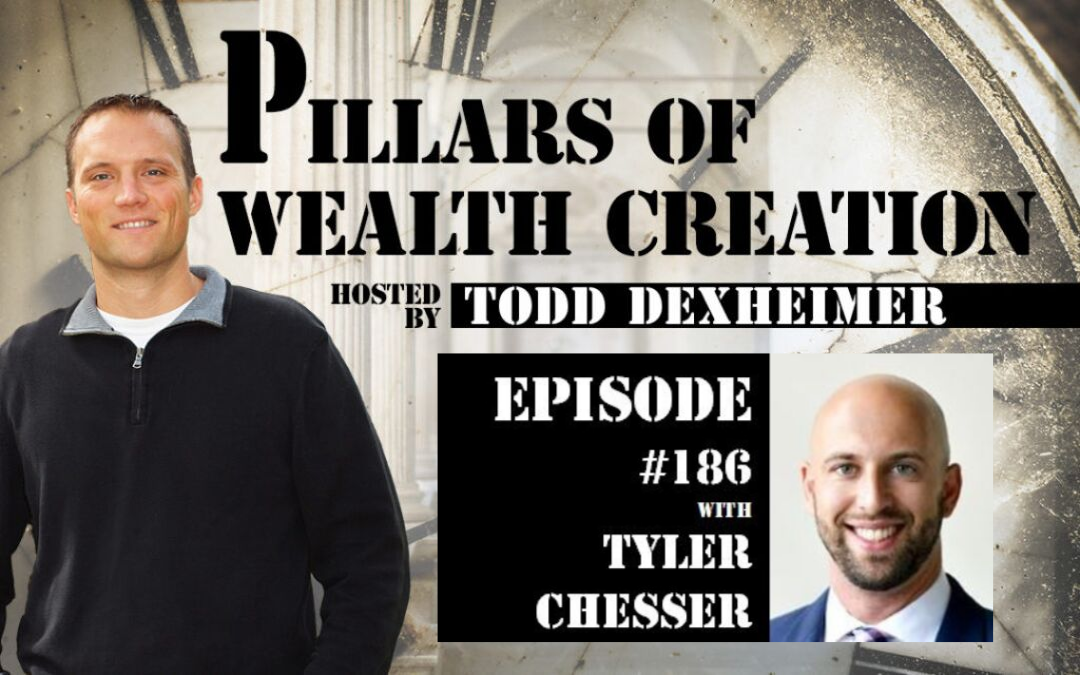POWC #186 – Networking with brokers – Tyler Chesser
