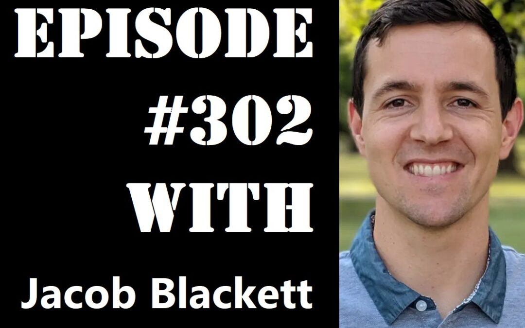 POWC #302 – Going from Single Family to Syndicating Apartments with Jacob Blackett
