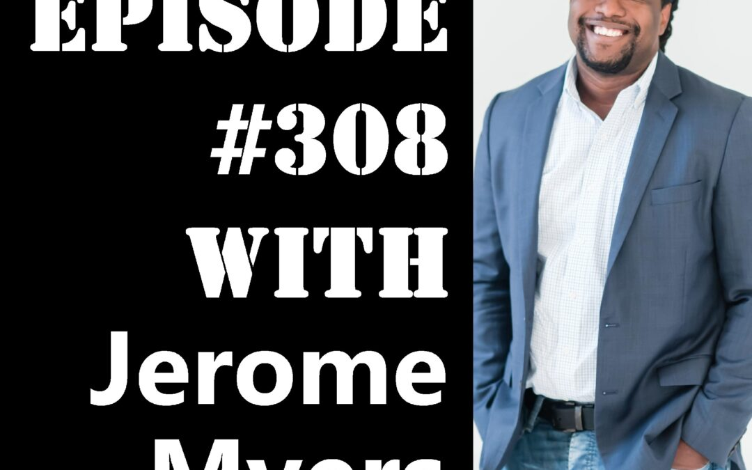 POWC #308 – Joint Venturing Apartments with Jerome Myers